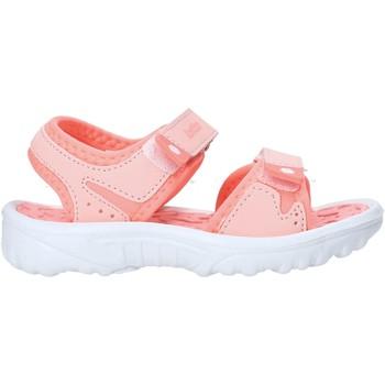 Čevlji  Deklice Sandali & Odprti čevlji Lotto L55100 Roza