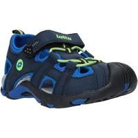 Čevlji  Otroci Sandali & Odprti čevlji Lotto L49353 Modra