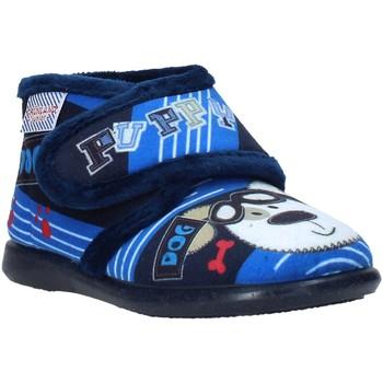 Čevlji  Otroci Nogavice Grunland PA0623 Modra