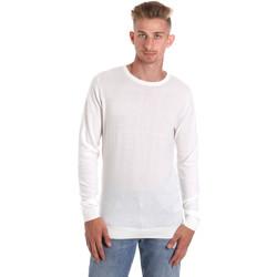 Oblačila Moški Majice z dolgimi rokavi Sseinse ME1504SS Biely