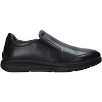 Čevlji  Moški Slips on Grunland SC2957 Črna