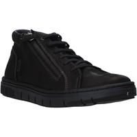 Čevlji  Moški Visoke superge Grunland PO1717 Črna