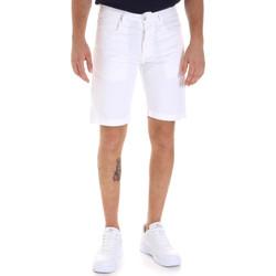 Oblačila Moški Kratke hlače & Bermuda Sseinse PB607SS Biely