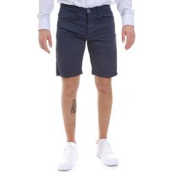 Oblačila Moški Kratke hlače & Bermuda Sseinse PB607SS Modra