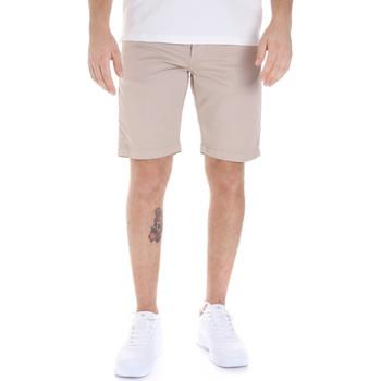 Oblačila Moški Kratke hlače & Bermuda Sseinse PB607SS Bež