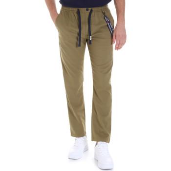 Oblačila Moški Hlače Chino / Carrot Tommy Jeans DM0DM07826 Zelena
