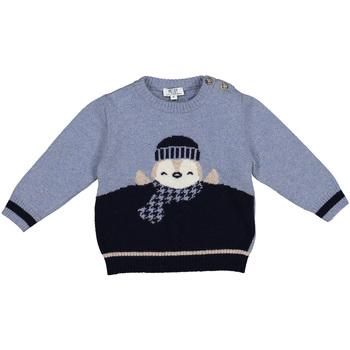 Oblačila Otroci Puloverji Melby 20B0100 Modra