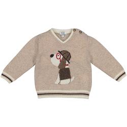 Oblačila Otroci Puloverji Melby 20B2130 Bež