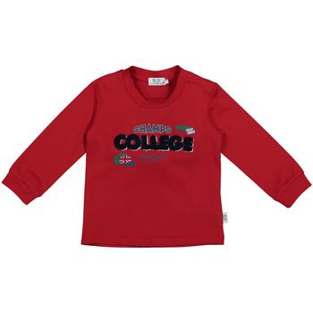 Oblačila Otroci Majice z dolgimi rokavi Melby 20C0280 Rdeča
