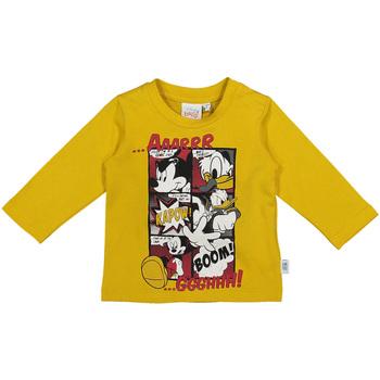 Oblačila Otroci Majice z dolgimi rokavi Melby 20C2040DN Rumena