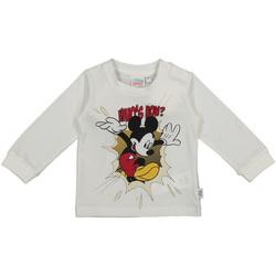 Oblačila Otroci Majice z dolgimi rokavi Melby 20C2101DN Biely