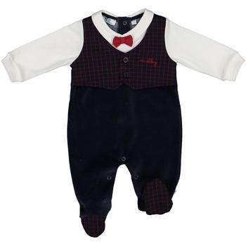 Oblačila Otroci Kombinezoni Melby 20N0020 Modra
