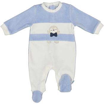 Oblačila Otroci Kombinezoni Melby 20N0130 Modra