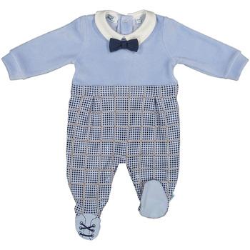 Oblačila Otroci Kombinezoni Melby 20N0140 Modra