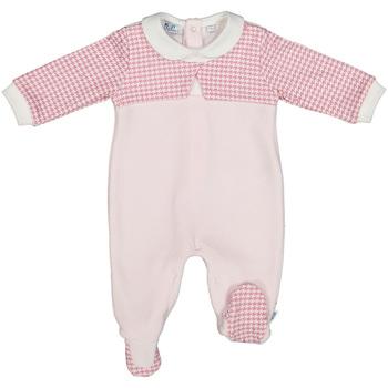 Oblačila Otroci Kombinezoni Melby 20N0231 Roza