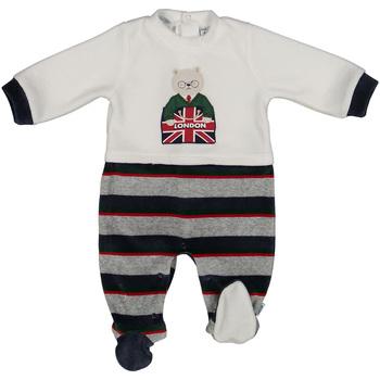 Oblačila Otroci Kombinezoni Melby 20N0570 Modra
