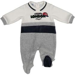Oblačila Otroci Kombinezoni Melby 20N0600 Siva