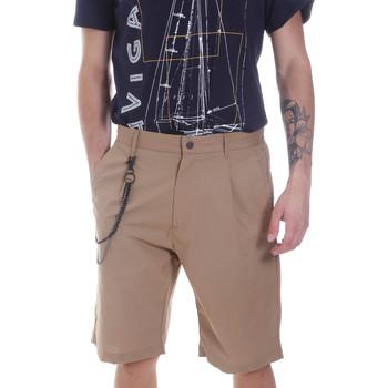 Oblačila Moški Kratke hlače & Bermuda Antony Morato MMSH00157 FA900118 Bež