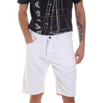 Oblačila Moški Kratke hlače & Bermuda Antony Morato MMSH00152 FA900123 Biely