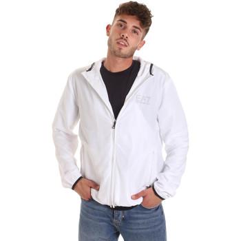 Oblačila Moški Vetrovke Ea7 Emporio Armani 8NPB04 PNN7Z Biely