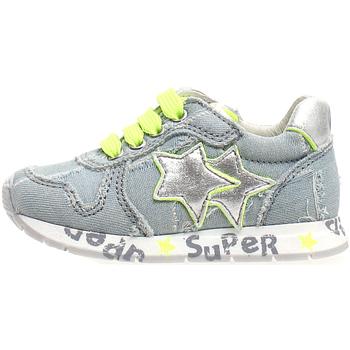 Čevlji  Otroci Nizke superge Naturino 2013747-05-1C76 Siva