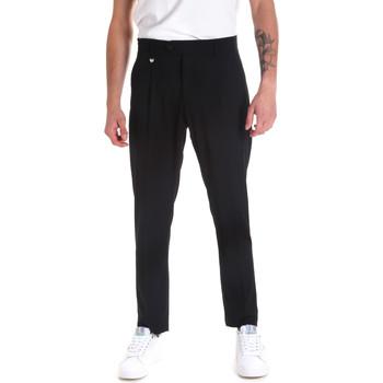 Oblačila Moški Hlače Chino / Carrot Antony Morato MMTR00529 FA600180 Črna