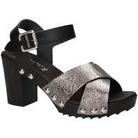 Čevlji  Ženske Sandali & Odprti čevlji Keys 5864 Siva