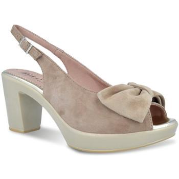 Čevlji  Ženske Sandali & Odprti čevlji Pitillos 2901 Siva