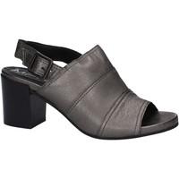 Čevlji  Ženske Sandali & Odprti čevlji Marco Ferretti 660186 Siva