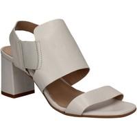 Čevlji  Ženske Sandali & Odprti čevlji Mally 5228 Biely