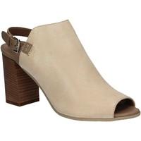 Čevlji  Ženske Sandali & Odprti čevlji Mally 5738 Bež