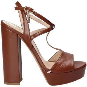 Čevlji  Ženske Sandali & Odprti čevlji Liu Jo S17023P0062 Rjav