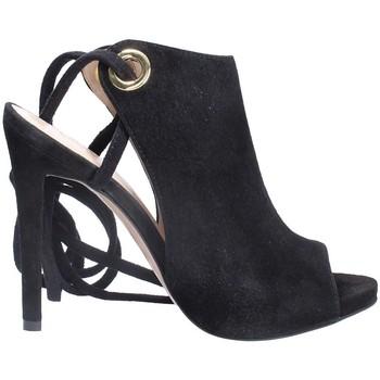 Čevlji  Ženske Sandali & Odprti čevlji Liu Jo S17025P0021 Črna