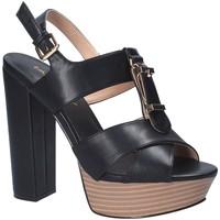 Čevlji  Ženske Sandali & Odprti čevlji Byblos Blu 682358 Črna