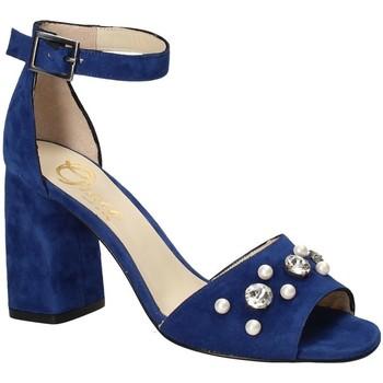 Čevlji  Ženske Sandali & Odprti čevlji Grace Shoes 536 Modra