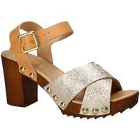 Čevlji  Ženske Sandali & Odprti čevlji Keys 5864 Rumena