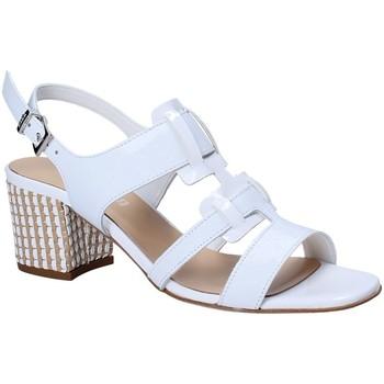 Čevlji  Ženske Sandali & Odprti čevlji Keys 5711 Biely