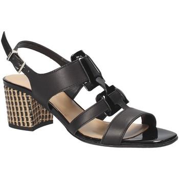 Čevlji  Ženske Sandali & Odprti čevlji Keys 5711 Črna