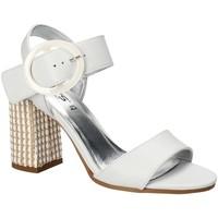 Čevlji  Ženske Sandali & Odprti čevlji Keys 5726 Biely