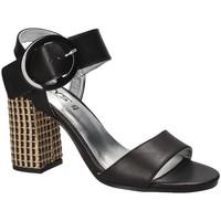 Čevlji  Ženske Sandali & Odprti čevlji Keys 5726 Črna