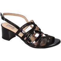 Čevlji  Ženske Sandali & Odprti čevlji Enval 3298300 Črna