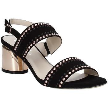 Čevlji  Ženske Sandali & Odprti čevlji Melluso S553M Črna