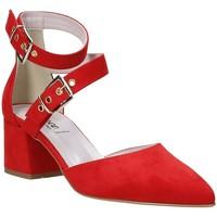 Čevlji  Ženske Salonarji Grace Shoes 774004 Rdeča