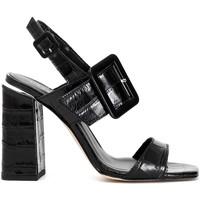 Čevlji  Ženske Sandali & Odprti čevlji Café Noir LE126 Črna