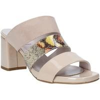 Čevlji  Ženske Natikači Grace Shoes 116003 Bež