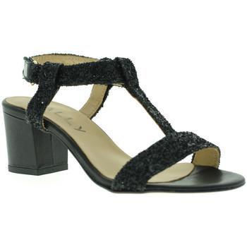 Čevlji  Ženske Sandali & Odprti čevlji Mally 3895 Črna