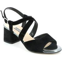 Čevlji  Ženske Sandali & Odprti čevlji Grunland SA1426 Črna