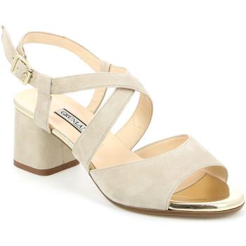 Čevlji  Ženske Sandali & Odprti čevlji Grunland SA1426 Bež