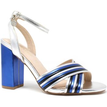 Čevlji  Ženske Sandali & Odprti čevlji Gold&gold A19 GM166 Srebro