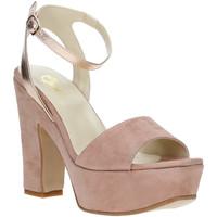 Čevlji  Ženske Sandali & Odprti čevlji Grace Shoes TQ 106 Roza